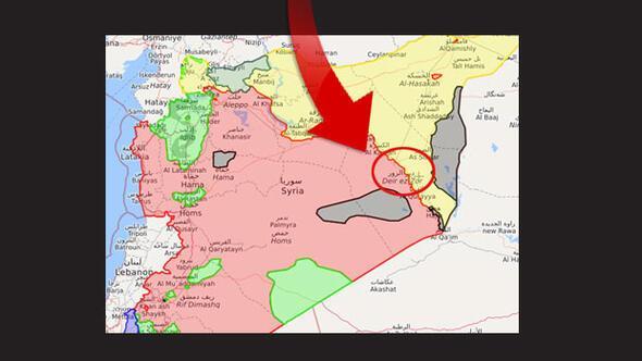 Gece yarısı sıcak gelişme: Esad PYDyi ABD Esadı vurdu