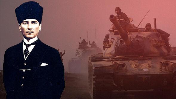 Atatürk ilk temeli 'Katma' Zaferiyle attı