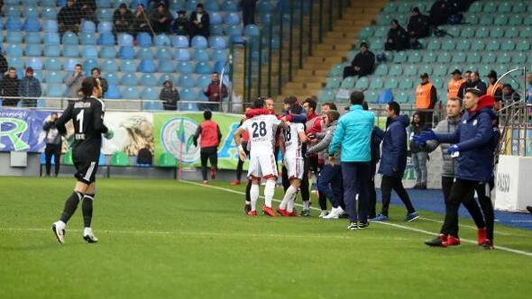 Çaykur Rizespor - Altınordu (FOTOĞRAFLAR)