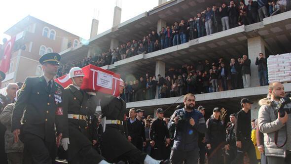 Türkiye şehitlerini uğurluyor...