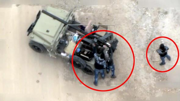 YPG ROKET İHA ile ilgili görsel sonucu