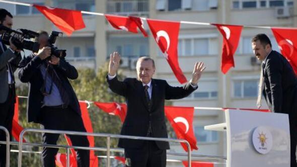 Cumhurbaşkanı Erdoğan: Bunlar Türkü, Türk Silahlı Kuvvetlerini bilmiyor (3)