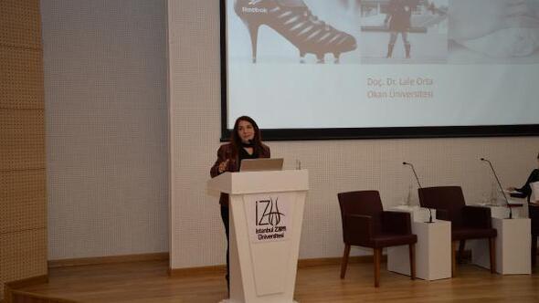 Türkiyenin ilk kadın hakemi Doç. Dr. Lale Orta: Buza yazı yazdım