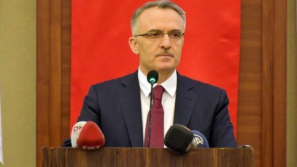 Maliye Bakanı Ağbaldan çok önemli KDV açıklaması