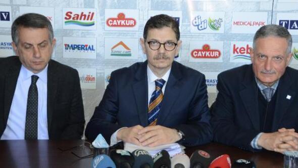 Trabzonsporun borcu açıklandı