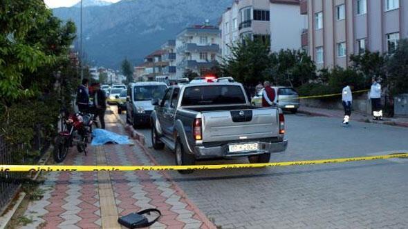 Antalya'daki silahlı saldırıda Rus mafyası iddiası