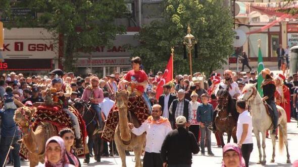 Burdur'da renkli Yörük göçü ile ilgili görsel sonucu
