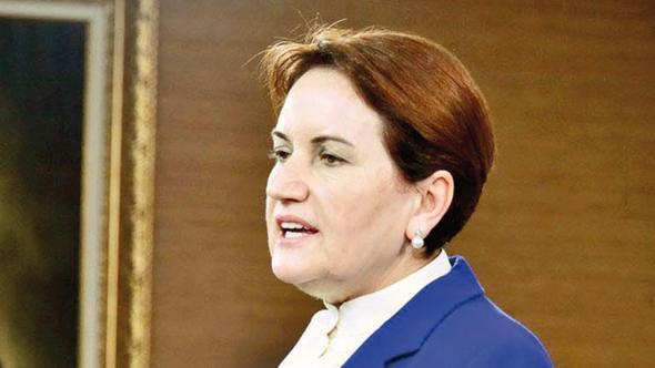 İYİ Parti Genel Başkanı Meral Akşenerden ilk açıklama