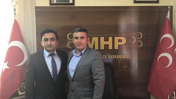 MHP Milletvekili aday adayı Fatih Satılmış, ilçe ziyaretlerini sürdürüyor