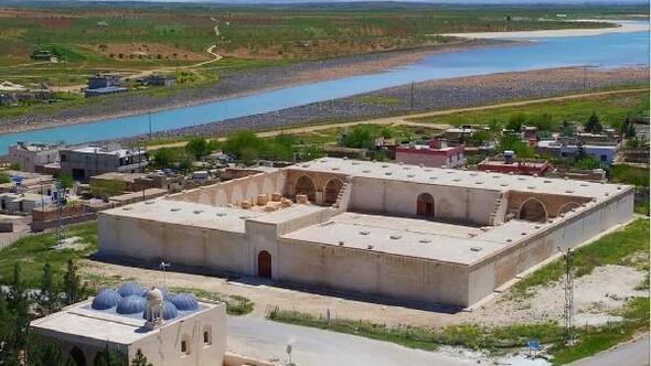 Çarmelik Kervansarayı, Tarım Müzesi oluyor