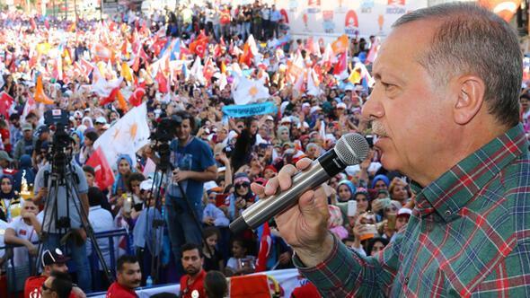 Cumhurbaşkanı Erdoğan: Millet Kıraathaneleri açacağız