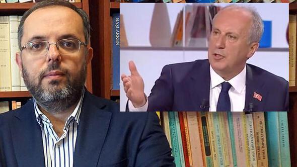 Afyoncu'dan İnce'nin iddialarına yalanlama