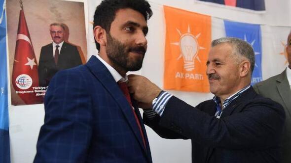Kars Haberleri: AK Partili Kaya: Hedef 10 bin üye