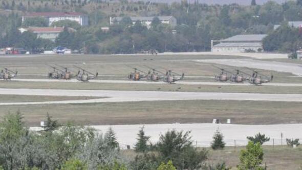 Kara Havacılık Okul Komutanlığı Ankaradan Ispartaya taşınıyor