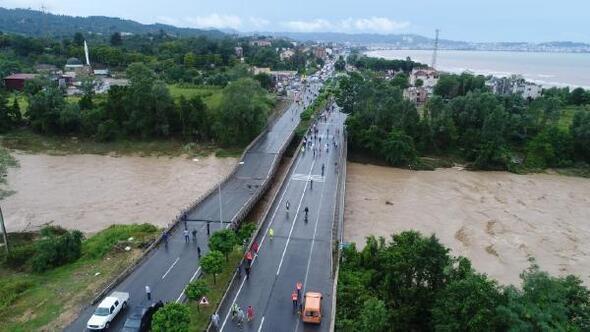 ordu köprü yıkılan ile ilgili görsel sonucu