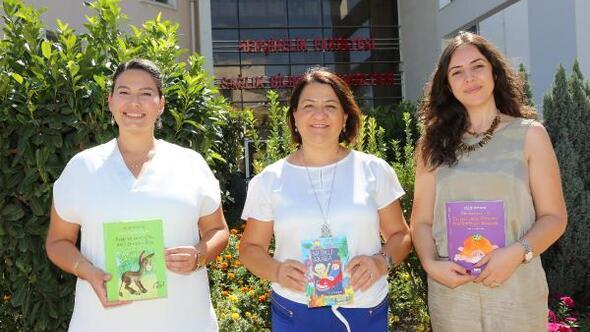 Çocuk hastalara Bir Kitap da Senden Olsun