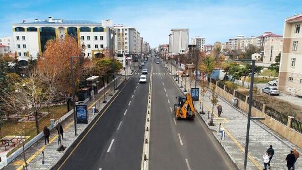 Van Haberleri Vanın 7 Kilometrelik Prestij Caddesi Hizmete Açıldı