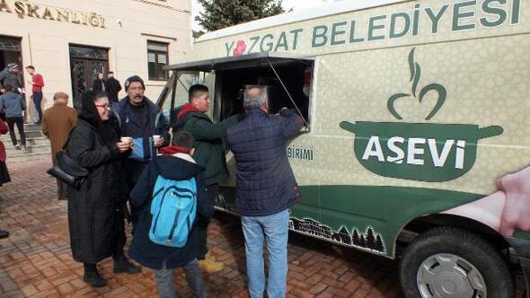 Yozgat Haberleri: Yozgatta denetimli hükümlüler okul boyadı 91
