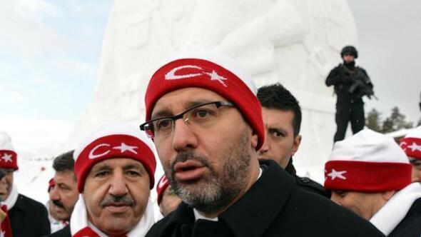 Sarıkamiş Haberleri: Şehit Mehmetçiklerin kardan heykellerine yoğun ilgi 2