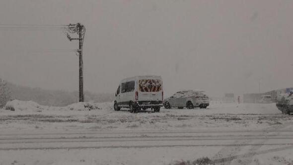 Bingölün 4 ilçesinde okullara kar tatili