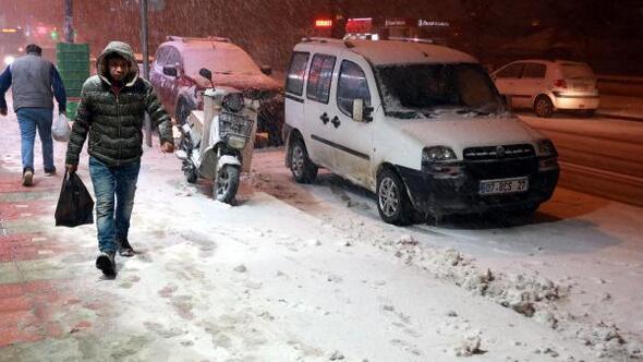 Afyonkarahisar Haberleri: Afyonkarahisarda kar nedeniyle merkez ile 5 ilçede okullar tatil