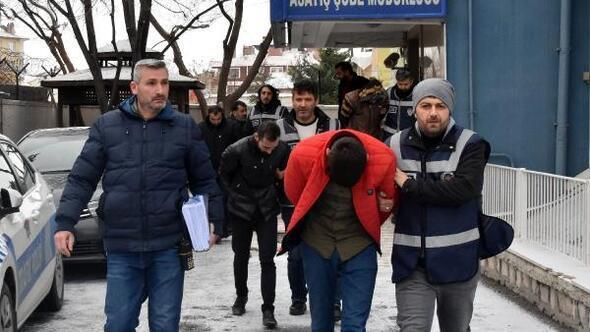 Konya Haberleri: 6 keçi çalan 2 şüpheli tutuklandı