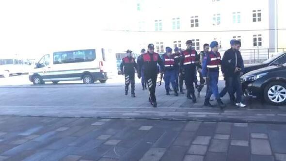 Tekirdağda 45 trafodan hırsızlık yapan şüpheliler tutuklandı