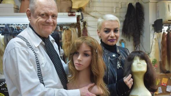 Kuşadasından Kosovadaki kanser hastaları için peruk