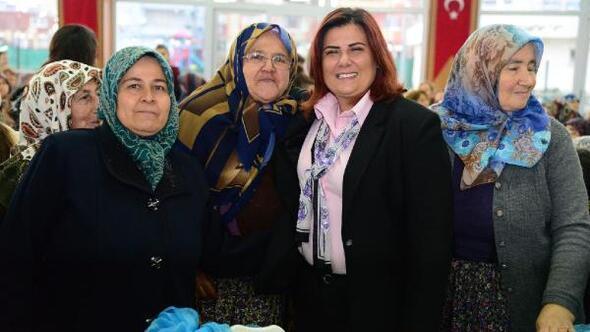 Çine Haberleri: Başkan Çerçioğlu, Çineli kadınlarla buluştu 13