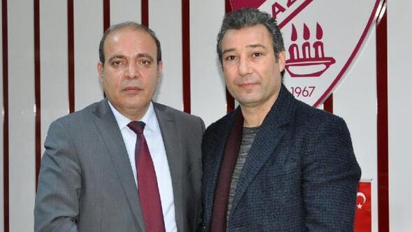 Elazığsporda teknik direktör Kaynak istifa etti
