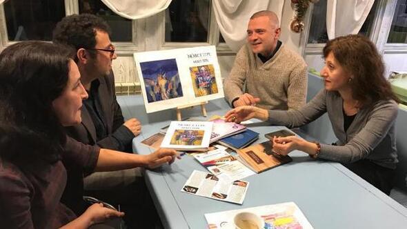 Bulgaristanda, Türkçe-Bulgarca Nöbettepe dergisi yayın hayatına başladı