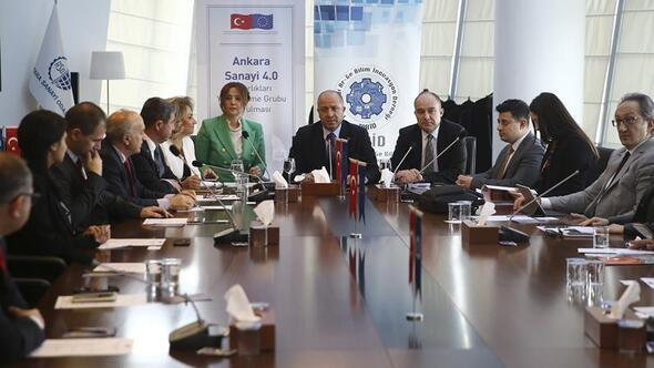 Ankara Haberleri: Ankara sanayisi dijital dönüşecek 43