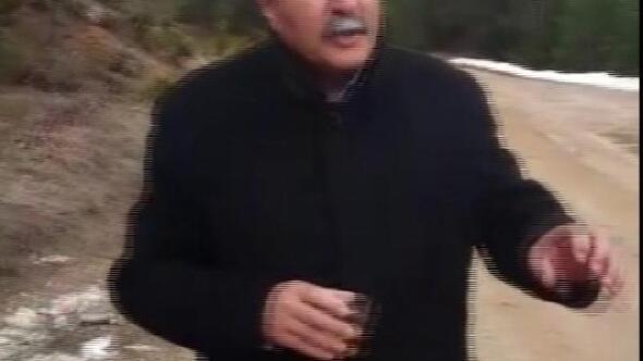 Kıbrıscık Belediye Başkanı Dağa makam aracıyla alkol almaya geldi tepkisi