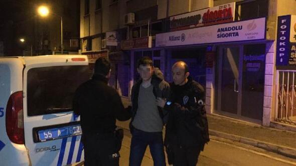 Fotoğrafını sosyal medyada hırsız diye paylaşan market işletmecisini bıçakladı