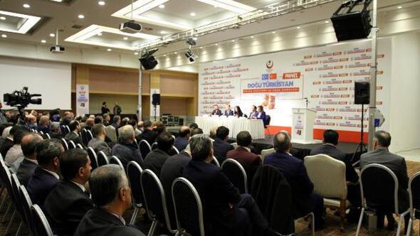 Destici: Şincang değil Doğu Türkistan