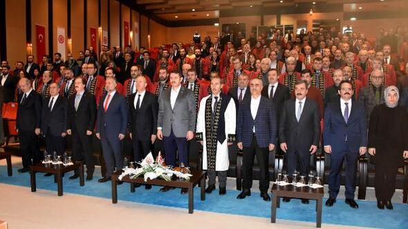 Sivas Cumhuriyet Üniversitesinin 45inci yılı kutlandı