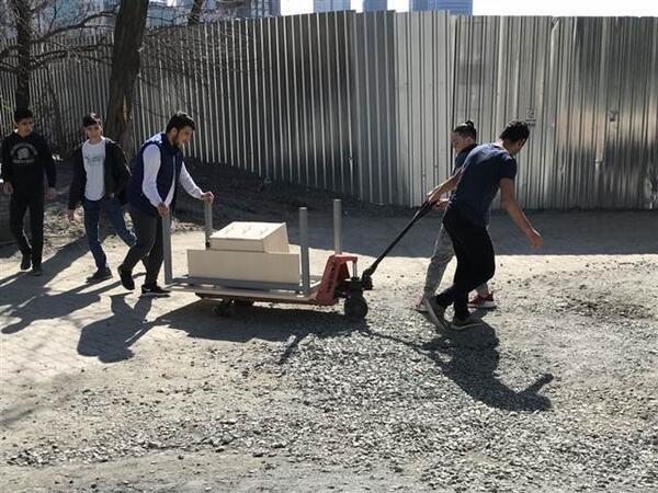 İstanbulun göbeğinde skandal görüntü... Şişlide öğrenciler bu halde