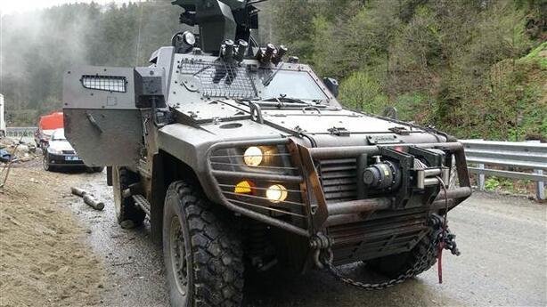Son dakika: Trabzonda teröristlerle çatışma çıktı... Acı haber...