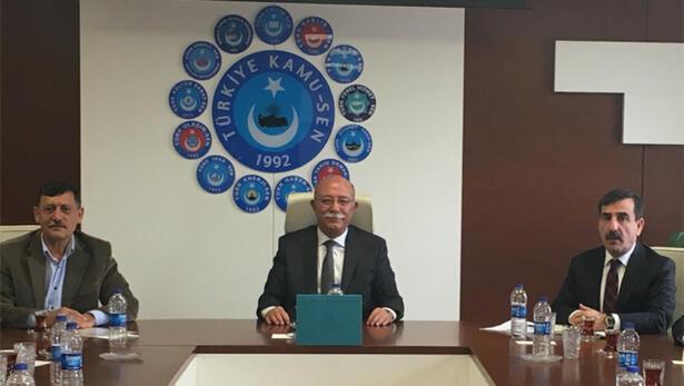 Türkiye Kamu-Sen Genel Başkanı İsmail Koncuk görevinden istifa etti