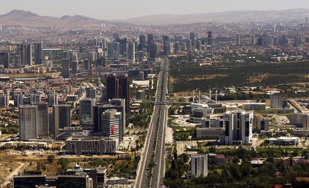 Ankara'ya çok katlı bina izni yok!