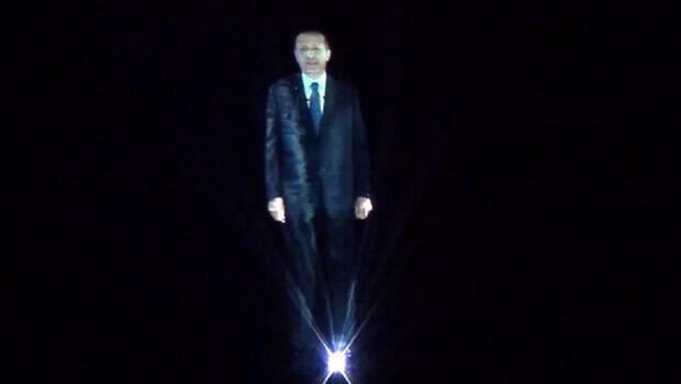 Başbakan hologramla Van'da konuşacak