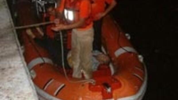 Bandırma'da Ro-Ro gemisi battı: 1 ölü