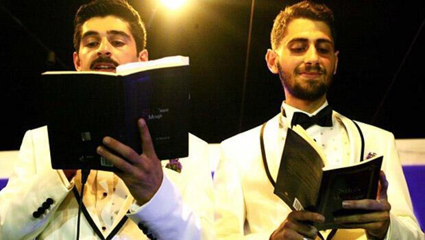 İstanbul'da sıradışı bir düğün: Düzen karşısında gizlenmedik