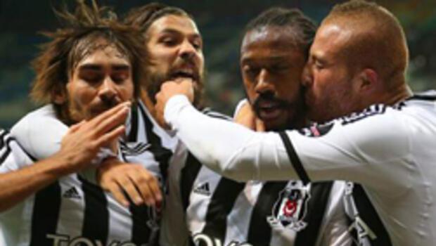 Kayseri Erciyesspor 2 - 4 Beşiktaş