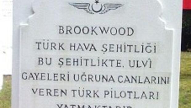 Bombardımanda Türk pilotları