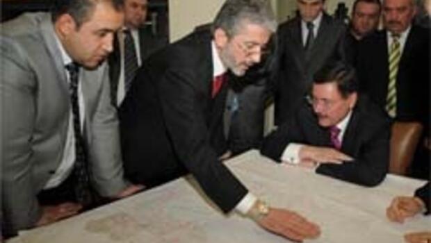 Ankara'ya ikinci çevre yolu projesi