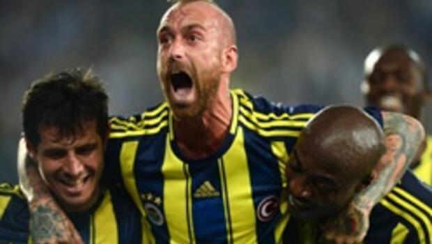 Fenerbahçe 2-1 Galatasaray