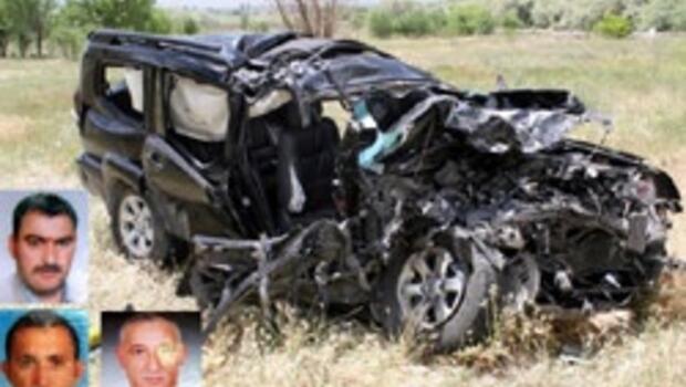 Afyonda 'esrarengiz' trafik kazası
