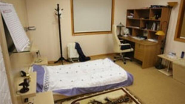 Gülen'in odasının fotoğrafları yayınlandı