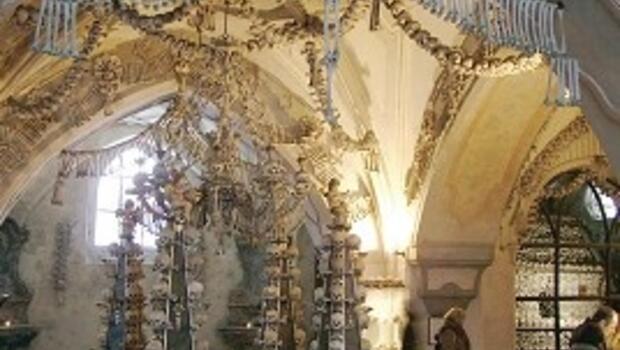 Seldec'in iskelet kilisesi